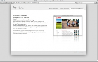 Schaper Software Web04